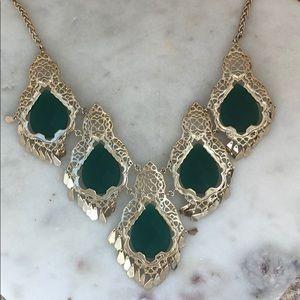 Kendra Scott statement necklace